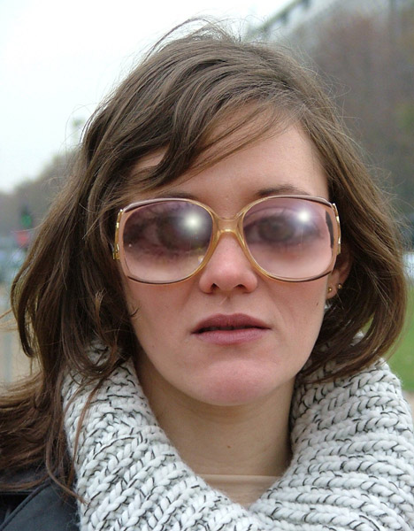 Are People Who Wear Glasses Partially Sighted